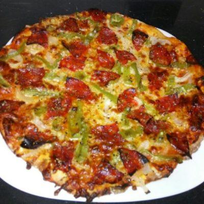 Pizza mejicana