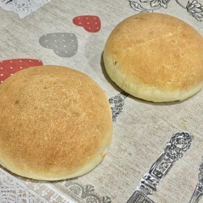 Panecillos de hamburguesa sin gluten