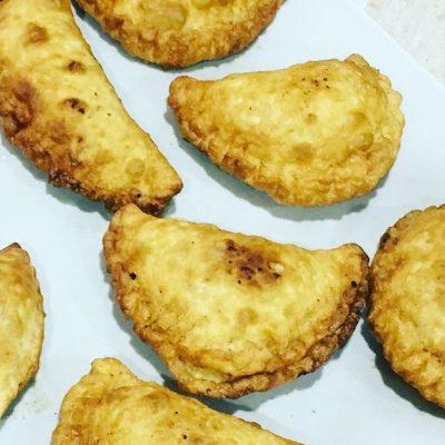 Receta de masa de empanadillas sin gluten