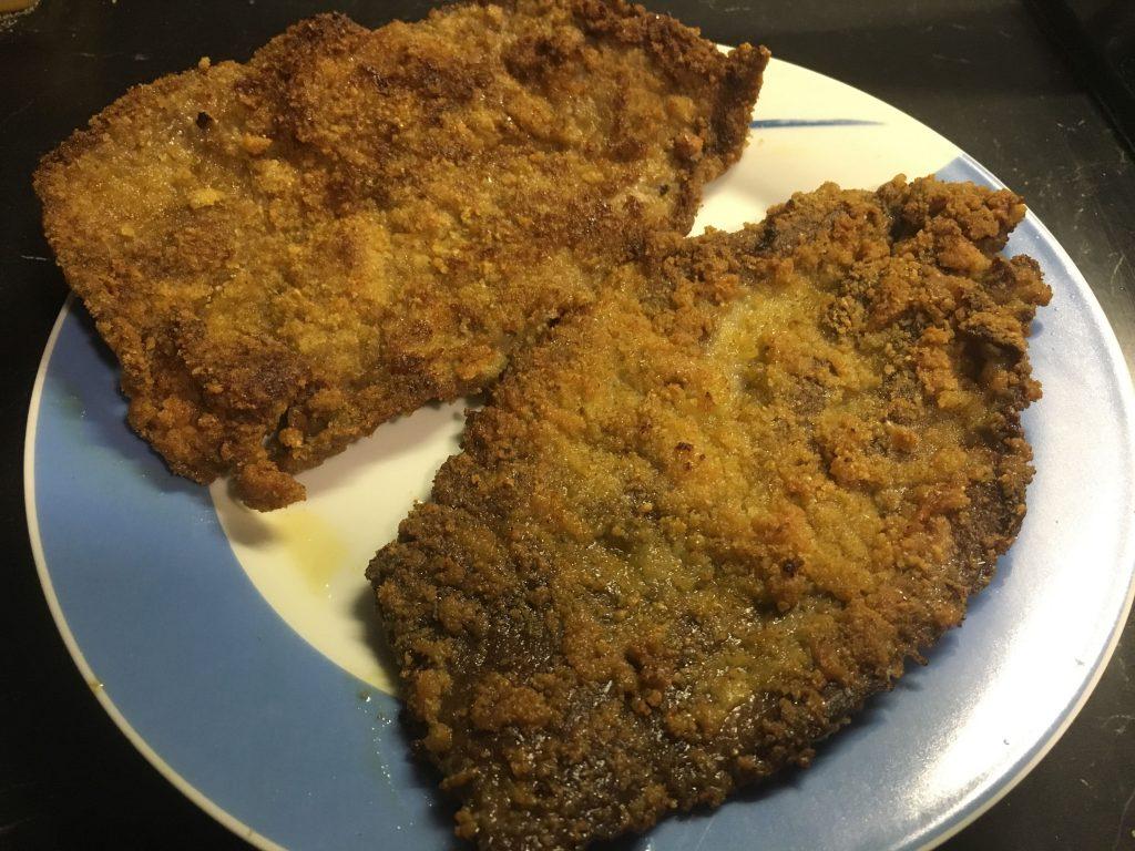 Receta de Milanesa de ternera sin gluten