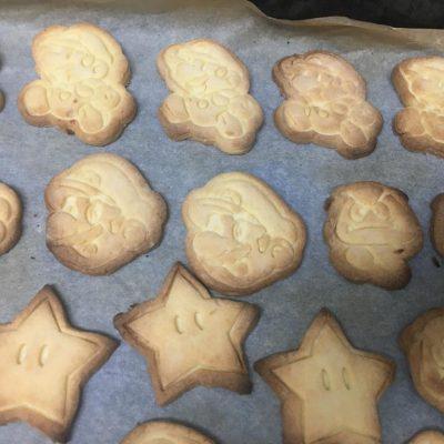 galletas de la abuela sin gluten