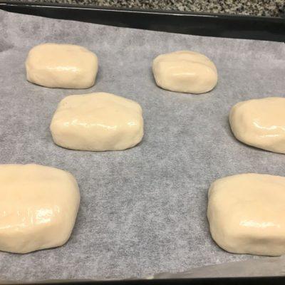 Panecillos de leche sin gluten